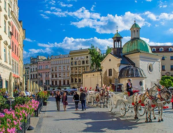 Kraków, Rynek
